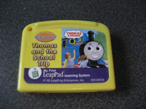 Thomas and the School Trip cartridge for My First Leap Pad