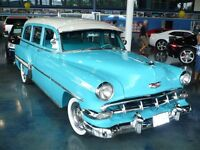 1954 Chevrolet bel air wagon
