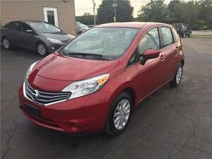 2015 Nissan Versa Note CLEAN, ONLY 14KM!!!