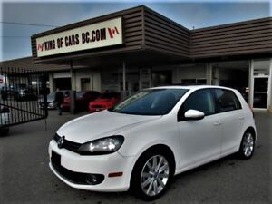2012 Volkswagen Golf 2.0L TDI HIGHLINE