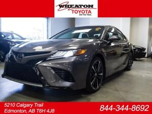 2018 Toyota Camry XSE SHOWROOM SPECIAL!!!