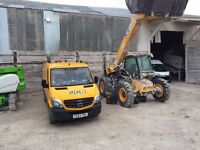 Mechanic agri / plant truck fitter required 40k plus van supplied accomodation available
