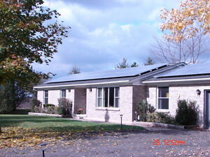 FREE SOLAR...IS NOT FREE...WHEN YOU LOSE $72,000 INCOME Kitchener / Waterloo Kitchener Area image 1