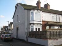 **LEY BY**1 BED GROUND FLOOR FLAT-PITTGREEN-WOLSTANTON-NO DEPOSIT-DSS ACCEPTED-PETS WELCOME^