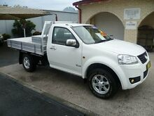 2014 Great Wall V240 K2 MY11 (4x2) White 5 Speed Manual Cab Chassis South Nowra Nowra-Bomaderry Preview