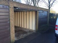 We buy Lock ups or Garages, best cash offer around
