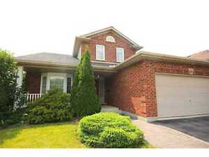 Detached, Large 4-Bedroom 2-Storey House with Pool Size Backyard