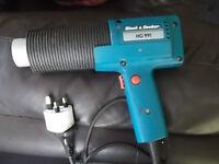 Black & Decker heater 230 volt