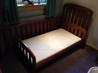 Cot bed from (John Lewis). Chest of drawers(Mamas & Papas). Baby changer(Mamas & Papas)