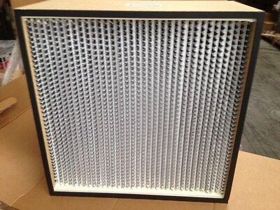 16 X 16 X 6 Hepa Filter For Air Scrubber Negative Air Machine New 16x16x6