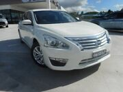 2014 Nissan Altima L33 ST X-tronic White 1 Speed Constant Variable Sedan Muswellbrook Muswellbrook Area Preview