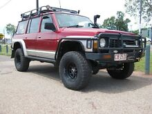 1995 Nissan Patrol  5 Speed Manual Sportswagon Holtze Litchfield Area Preview