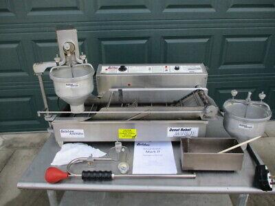Donut Fryer Maker Belsahaw Mark Ii Donut Robot 4250 Nice