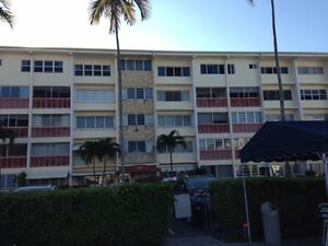 HALLANDALE, FLORIDA, 2ND FLOOR, RENOVATED, FURNISHED CONDO