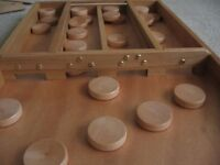 Official folding Shuffleboard (Dutch Sjoelbak) for sale