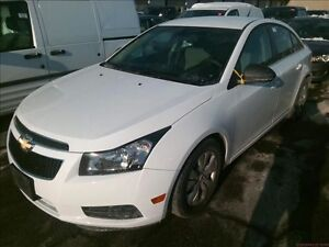 2012 Chevrolet Cruze 6 MONTHS NO PAYMENTS / QUICK & EASY FINANCI