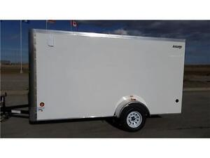 6 x 12 ROYAL LT SINGLE AXLE ENCLOSED CARGO *3853.00 TAX IN