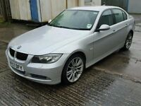 BMW 330d for parts/repair or P/X with Freelander 2.0D minimum reg 53