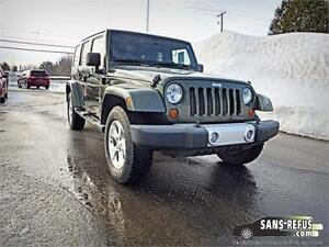 2008 Jeep Wrangler Unlimited - 62.00$/semaine