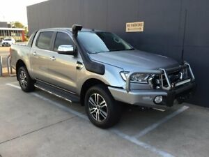 2015 Ford Ranger PX MkII XLT Double Cab Grey 6 Speed Sports Automatic Utility Stuart Park Darwin City Preview