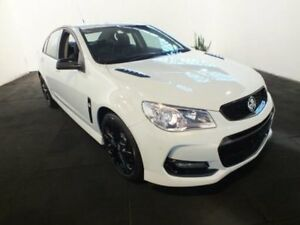 2017 Holden Commodore VF II MY17 SS-V Redline Heron White 6 Speed Automatic Sedan Clemton Park Canterbury Area Preview