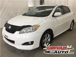 Toyota Matrix Touring Toit Ouvrant A/C MAGS 2013