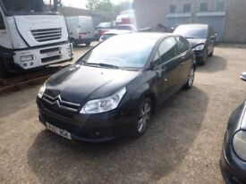 CITROEN C4 - WU07BGK - DIRECT FROM INS CO