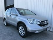 2011 Honda CR-V RE MY2011 4WD Silver 6 Speed Manual Wagon Parkwood Gold Coast City Preview