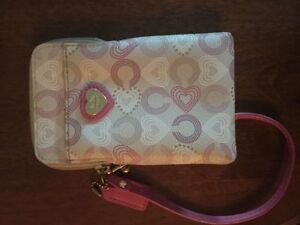 Coach Wristlet for iPhone