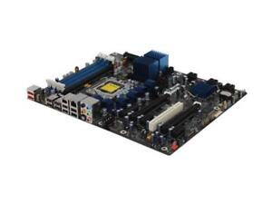 Intel x58 motherboard with cpu and 6GB ram.