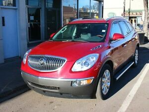 2012 Buick Enclave CXL AWD NAVIGATION SUNROOF FINANCE AVAILABLE