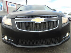 2012 Chevrolet Cruze LT-RS-SPORT-TURBOCHARGED-NAVI-SUNROOF