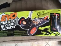 Evo Scooter boxed