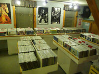 USED VINYL LP RECORDS - HIGHEST PRICES PAID!!