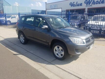 2010 Toyota RAV4 ACA38R CV (2WD) 4 Speed Automatic Wagon Dandenong North Greater Dandenong Preview