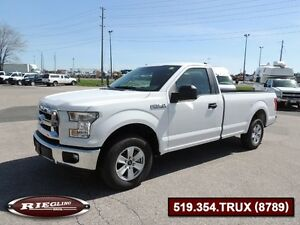 2016 Ford F150 XLT Regular Cab