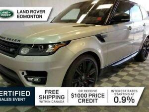 2016 Land Rover Range Rover Sport V8 Supercharged Dynamic Stealt