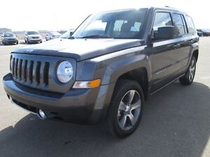 2016 Jeep Patriot HIGH ALTITUDE  includes; 2.4L I4 Engine, Leat