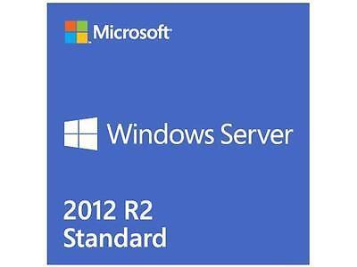 Msft Windows Server 2012 Standard Full Retail License  Download
