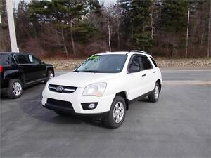 2010 KIA SPORTAGE LX...LOADED!! YEAR END SALES!! APPLY TODAY!!