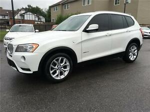 2011 BMW X3 28i | All wheel drive | Bluetooth |