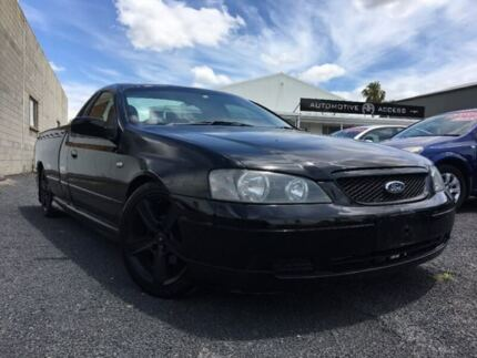 FORD FALCON UTE BA XL UTE SUPER CAB 2DR AUTO 4SP 4.0I (COL) Workhorse with XR6 kit