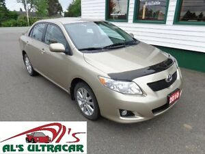 2010 Toyota Corolla LE only $108 bi-weekly all in!