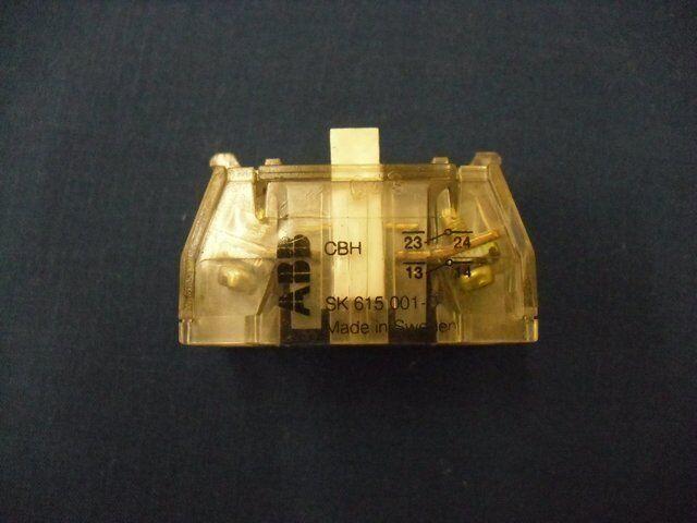 Auxiliary Contact HV1128U Sontheimer HV11-28U
