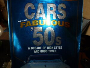 CARS OF THE FABULOUS 50s BOOK