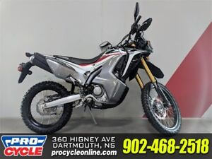 2018 Honda CRF 250 Rally ONLY $37.50/WEEK!!
