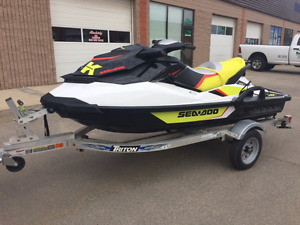 2014 seadoo Wake 155 46 hours for only $79 bi-weekly!!