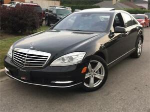 2010 Mercedes-Benz S-Class S 450-1 ONWER-NO ACCIDENTS