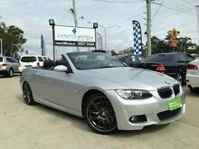 2008 BMW 335i E93 MY08 Steptronic Silver 6 SPEED Semi Auto Convertible Southport Gold Coast City Preview