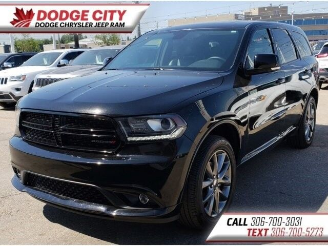 2017 Dodge Durango Gt Awd Dvd 7pass Bup Cam Leather Cars